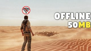 Top 10 Best OFFLINE Games for Android under 50MB [High Graphics]