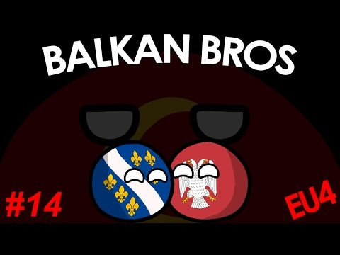 EU4 - Protestant Serbian Empire - Balkan Bros: Episode 14
