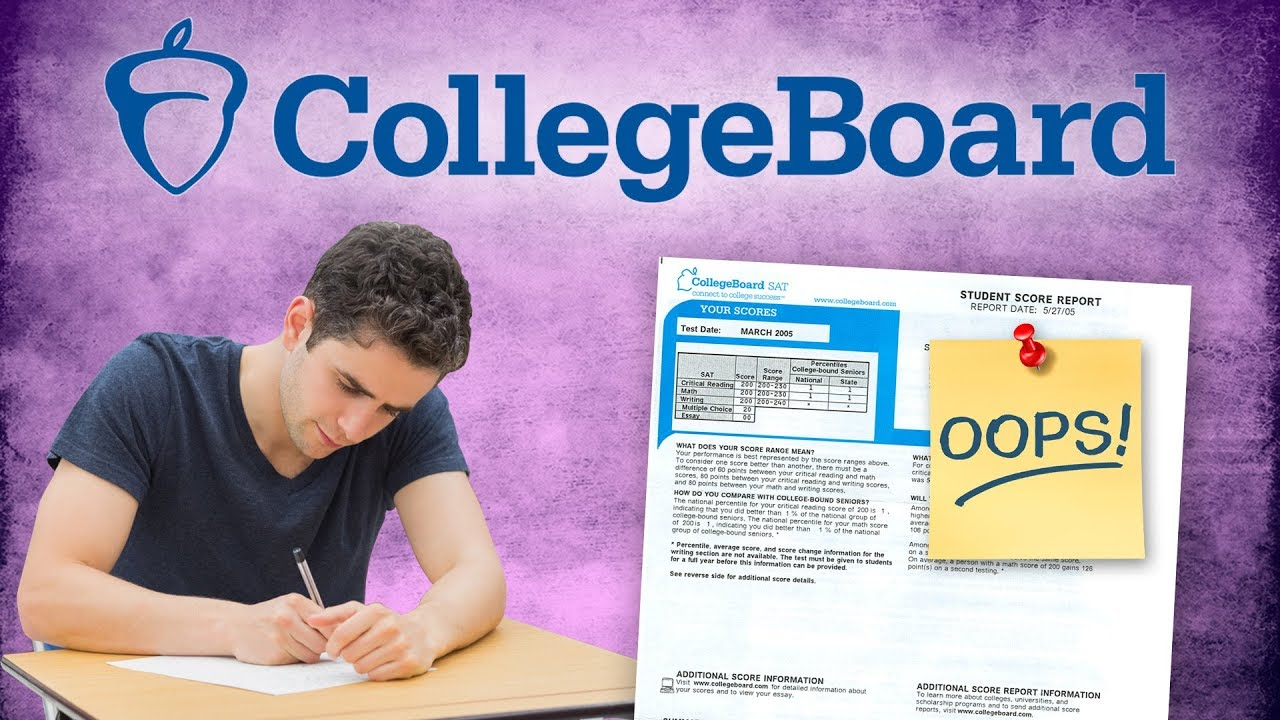 College Board To Offer More >> How Did College Board Popularize The Sat Youtube