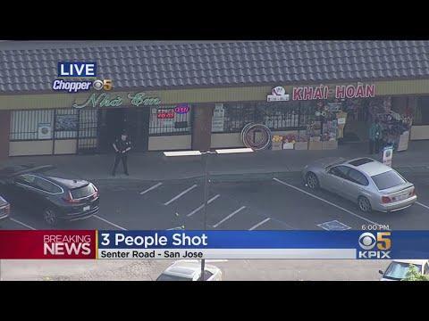 Police Investigating Triple Shooting In San Jose