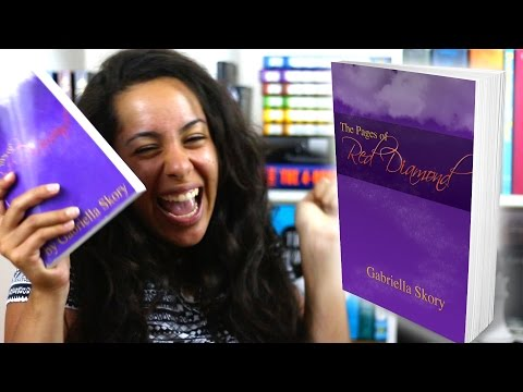 I WROTE A BOOK!!
