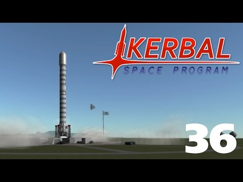 Road To Exploration #36, Back To Moho! Kerbal Space Program