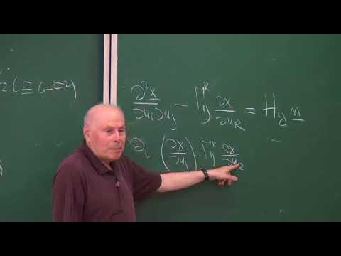 Marshall Slemrod (KMRS/University of Wisconsin) / PDEs on Geometry 5 / 2012-06-07