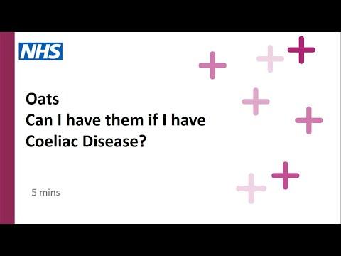 Can I Eat Oats if I Have Coeliac Disease?