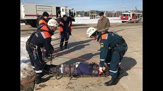 подготовка спасателей в 40 Российском центре подготовки спасателей МЧС России