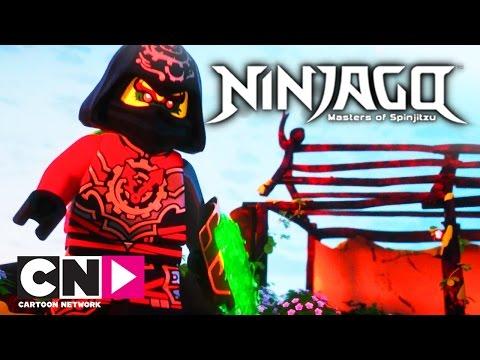 Ниндзяго   Столкновение   Cartoon Network