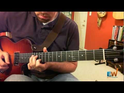 "How To Play ""More Than One Way Home"" Solo By Keb' Mo'"