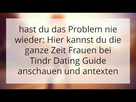 nutzung von dating apps