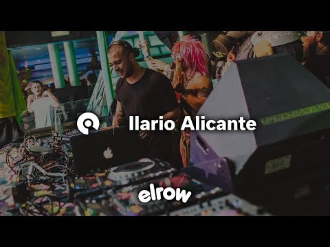 Ilario Alicante @ Elrow Ibiza Closing Party 2016 (BE-AT.TV)