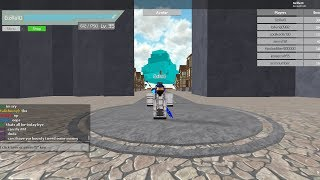 Roblox:Sao Lost Souls Beta -All weapons and armor Part 1- (Old)