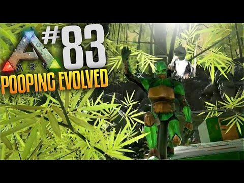 ARK Survival Evolved Tribes Gameplay - S3 Ep 83 - Swamp Cave Scouting