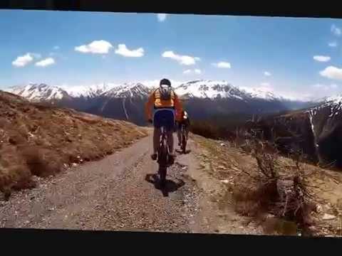 Amigos da Pedalada St Moritz Alp Murter 2418m!! 17 05 2015