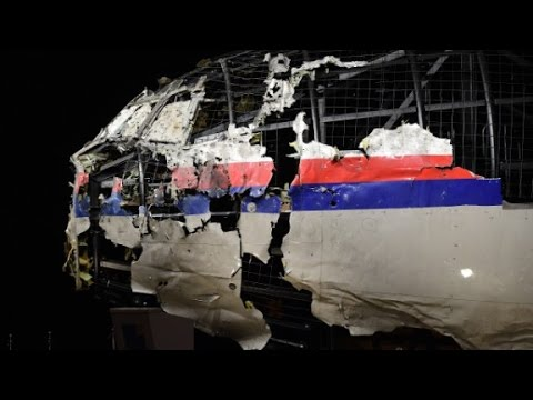 MH17 report: plane downed by Russian-made missile