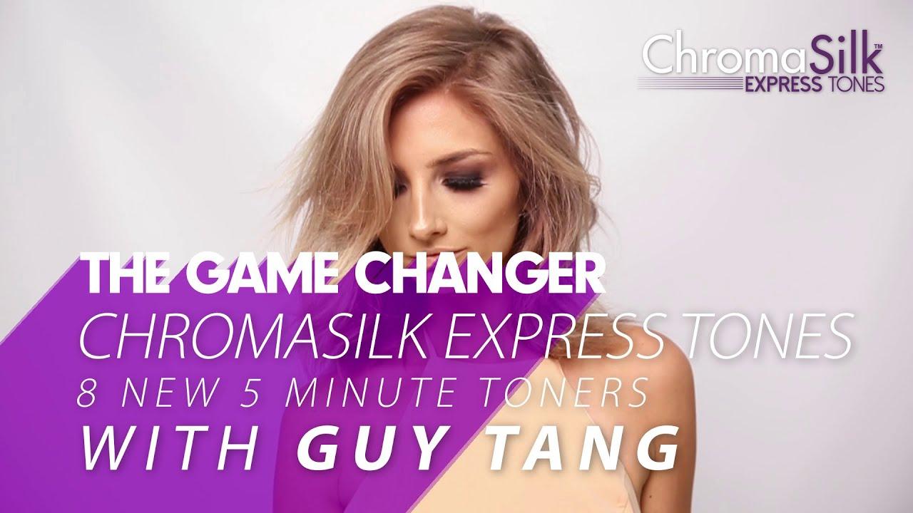Guy Tang And Pravana Chromasilk Express Tones Ammonia Free Quick