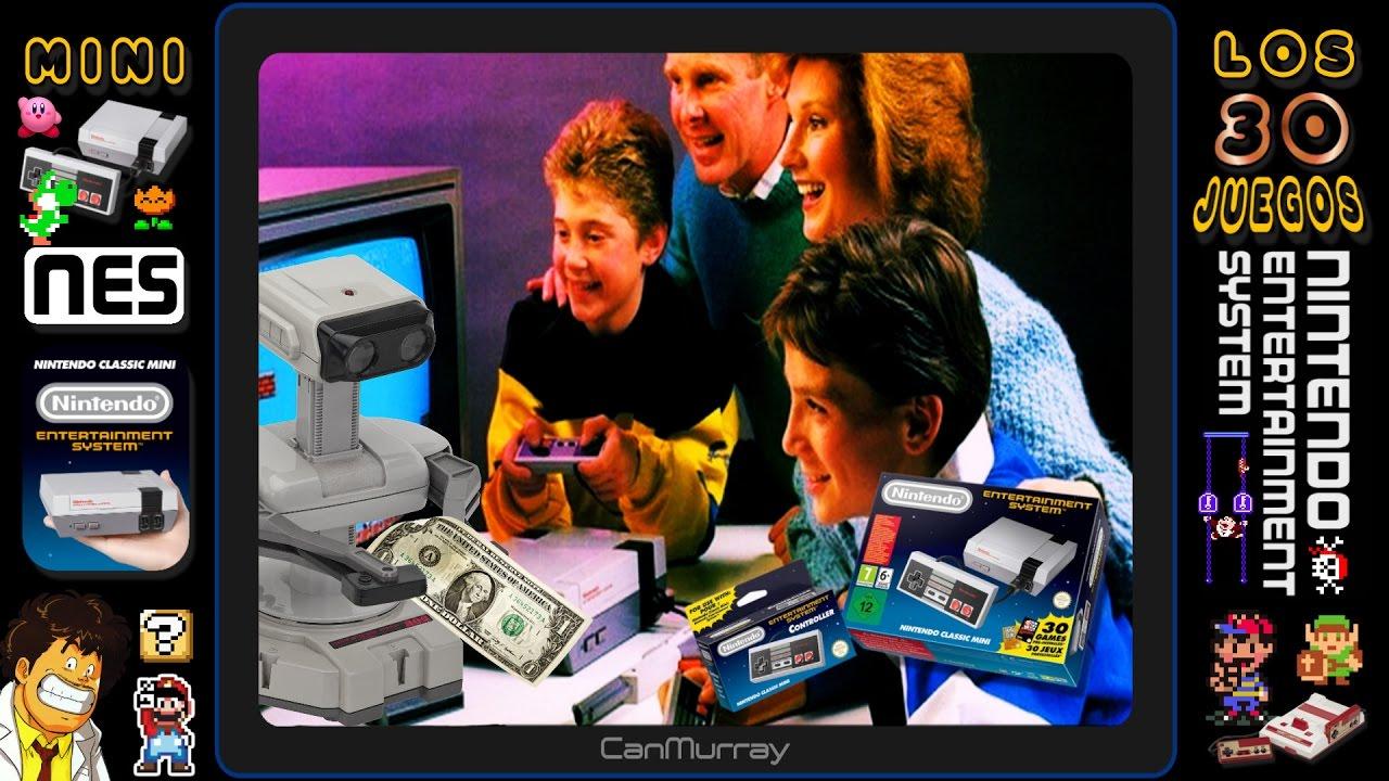 Nintendo Classic Mini Mini Nes Ranking De Los 30 Juegos