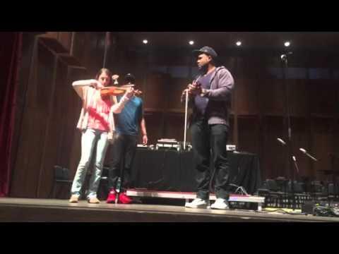 Black Violin Masterclass 2