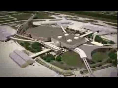 Tampa International Airport S Conrac And Automated People