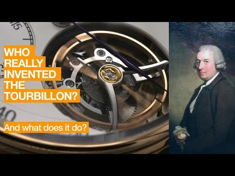 Who Really Invented The Tourbillon, And What Is It?