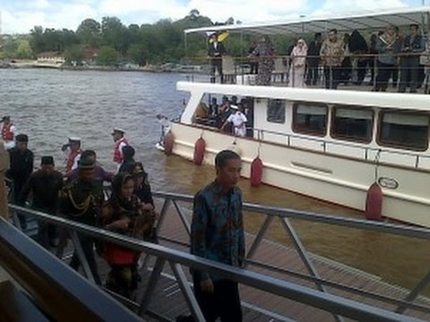 Inilah Hasil Kunjungan Presiden Jokowi ke Brunei Darussalam