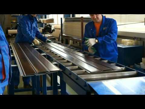 Производство металлических софитов