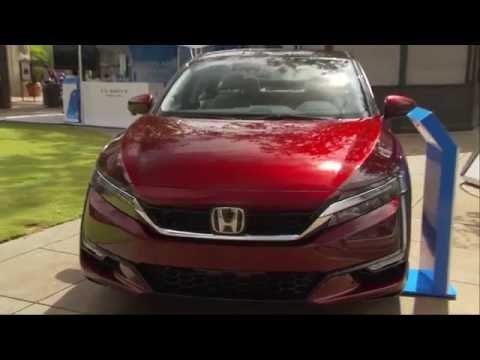 Honda Clarity Fuel Cell at The Grove