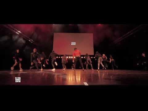 Stefano Limon Afrodance (zaterdaggroep) - GDC Rotterdam - Nieuwjaarsshow