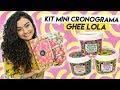 Download Resenha: MANTEIGAS GHEE- Kit mini cronograma- Lola Cosmetics   Morena Raiz