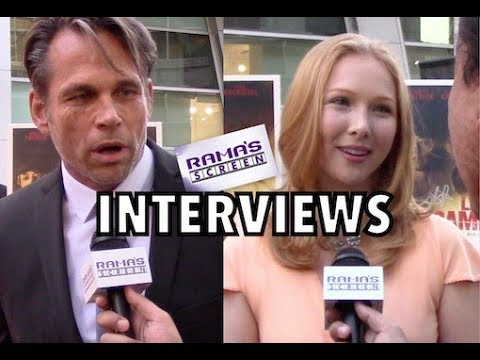 My 'LAST RAMPAGE' s with Chris Browning and Molly Quinn