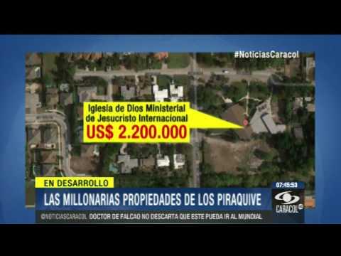 Estas son las millonarias propiedades de los Piraquive en Miami  24 de Enero de 2014