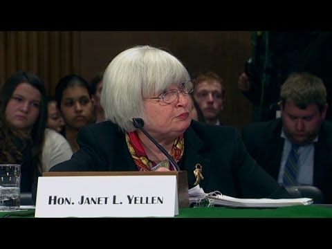 Yellen: Fed can't regulate Bitcoin
