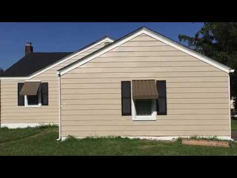Painting Aluminum Siding Exterior House Restoration