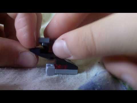 Как сделать Зевса из фильма живая сталь из лего