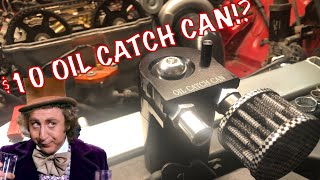 $10 eBay Oil Catch Can? | Daily December 2