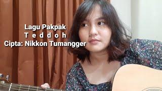 Download Mp3 Lagu Pakpak Teddoh  Cover  | Evita Lorenza Tumangger