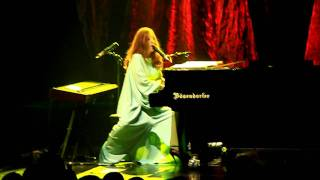 Tori Amos - Your Ghost live St. Petersburg 30.09.2011