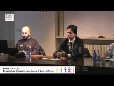 Aggregazione e finanziamenti - Roberto Calugi, Camera di Commercio di Milano