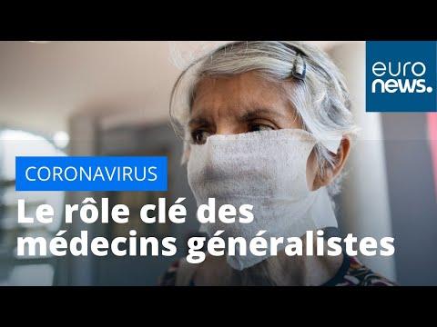 Covid-19: le rôle clé des médecins généralistes face à l'épidémie