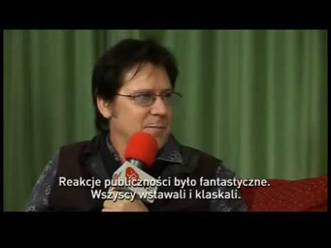 Shakin Stevens Interview in Poland