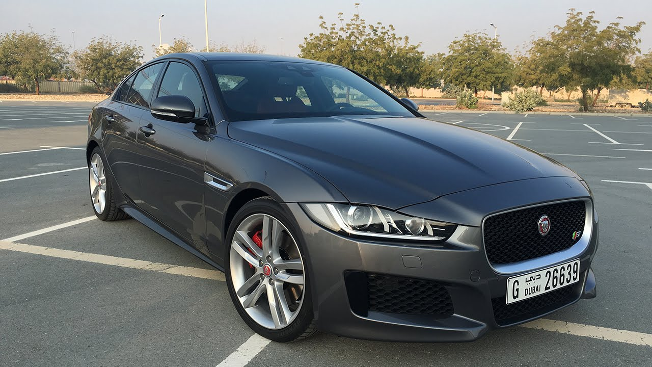 jaguar xe s test drive youtube. Black Bedroom Furniture Sets. Home Design Ideas