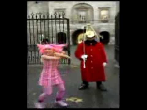 Bing Bang At Buckingham Palace