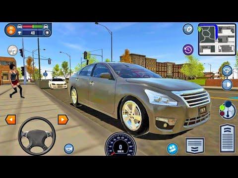Car Driving School Simulator #5 - Android IOS gameplay walkthrough