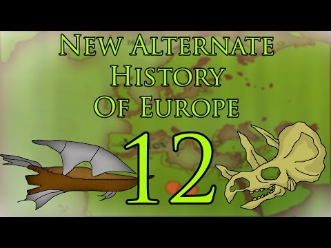 New Alternate History of Europe Episode 12: (Demigod Cycle) (Season Finale)