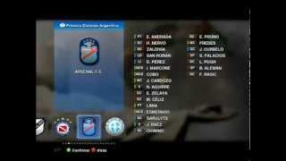 [Descarga]Option File PES 2013 Traspasos 13/08/14 Liga Argentina Y Ligas Europeas