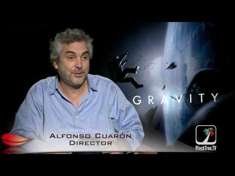 Interview w/ Gravity Director Alfonso Cuarón