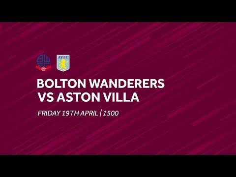 Bolton Wanderers 0-2 Aston Villa | Extended highlights