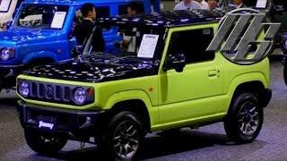 🔴 2019 Suzuki Jimny Interior and Exterior - First Walkaround !!