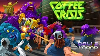 Coffee Crisis co-op pc gameplay 1080p 60fps