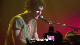 Darren Criss - Champs Elysées cover (Joe Dassin) - Paris Nouveau Casino - June 17, 2013