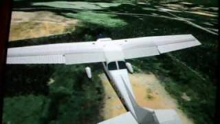 Flight Unlimited III Trainer 172 flight part 1