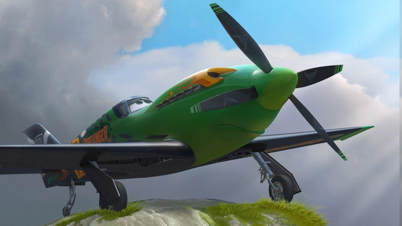 Meet Ripslinger - Disney's Planes - YouTube